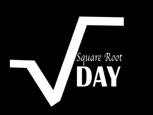 03/03/09 - Happy Square Root Day!