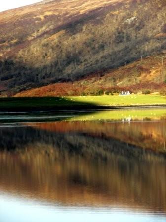 Loch Ness Reflections