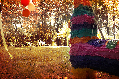 For a Pinata, being the life of the party is the last thing you'll ever do.
