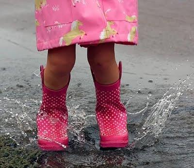 Bring on the rain!
